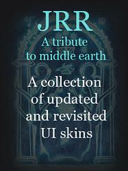 Les skins d'interface JRR ont été mis à jour