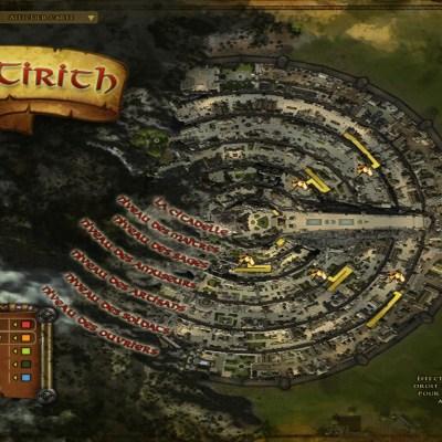 Ecuries de Minas Tirith