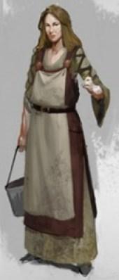 Fermière Rohan