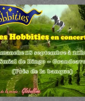 Concert dominical des Hobbities