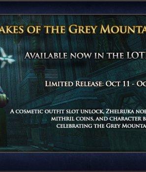 Le pack «Souvenirs des Montagnes grises» disponible