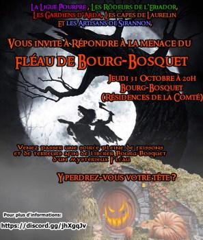 Le fléau de Bourg-bosquet