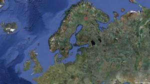Finlande Luosto Les Furet Voyagent