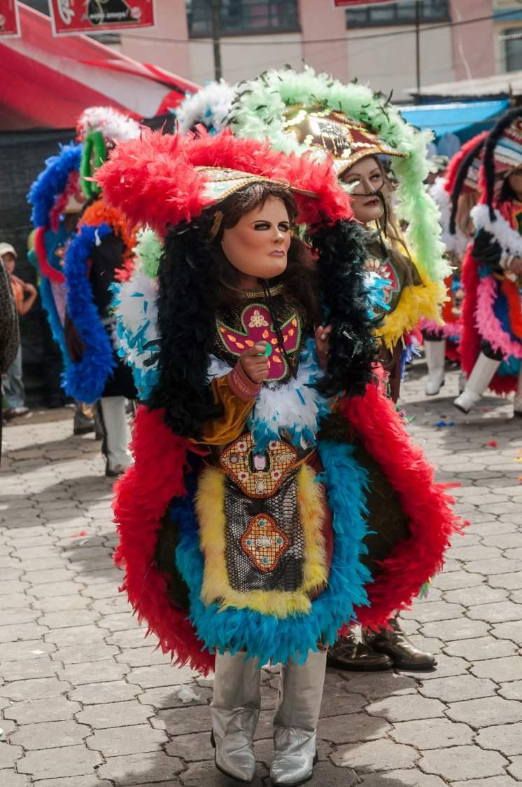 Danseur de Combite à Santa Clara