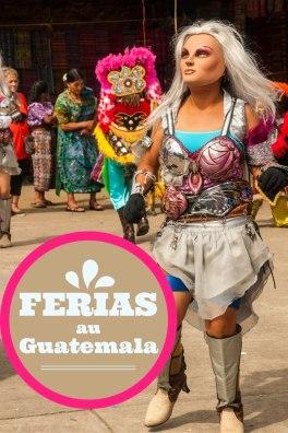 Fêtes traditionnelles au Guatemala