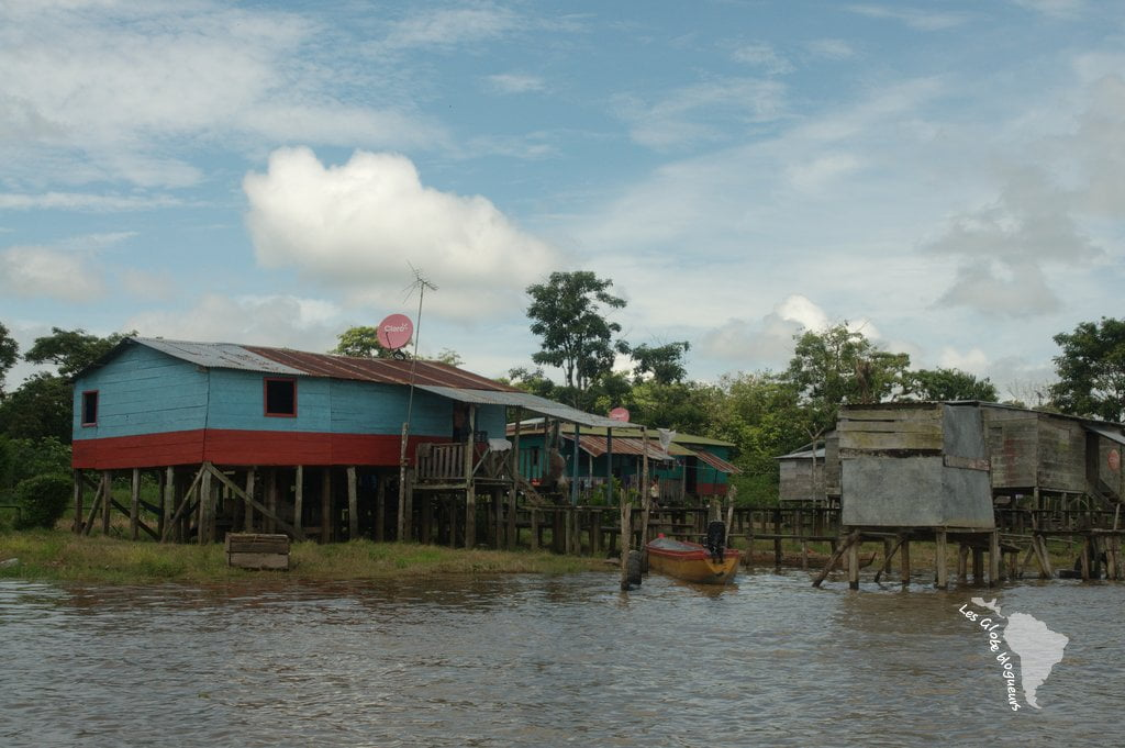 maisons rio san juan - dernière étape avant de passer la frontière nacaragua costa rica
