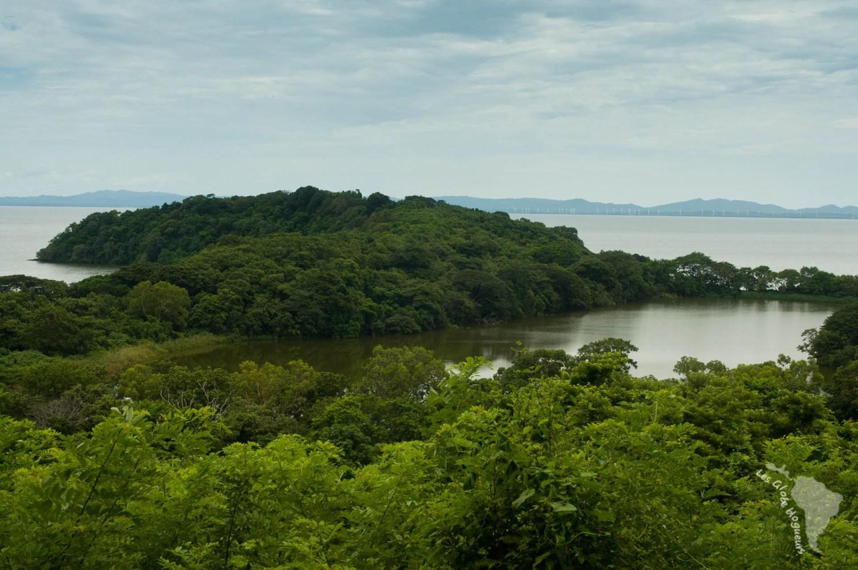 Lagune de Chaco verde