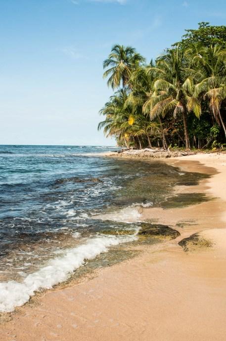Plage paradisiaque de Manzanillo