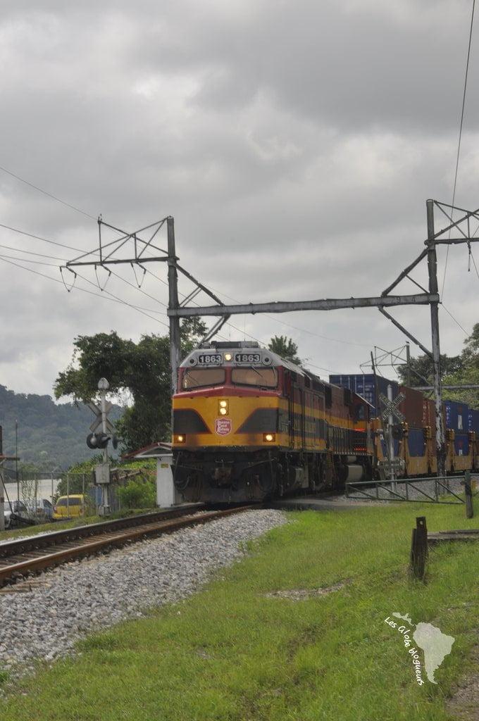 train gamboa panama