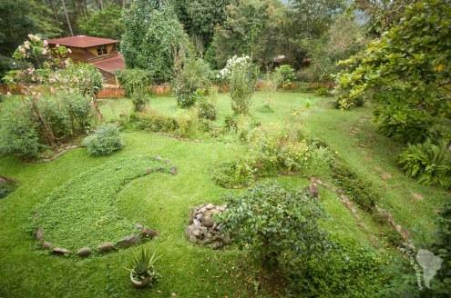 Jardin de l'hostal