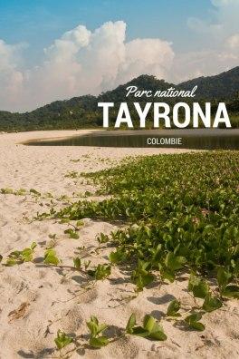 parc tayrona en colombie