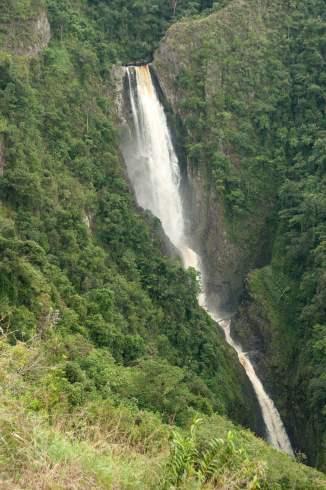 cascade amérique du sud colombie san agustin