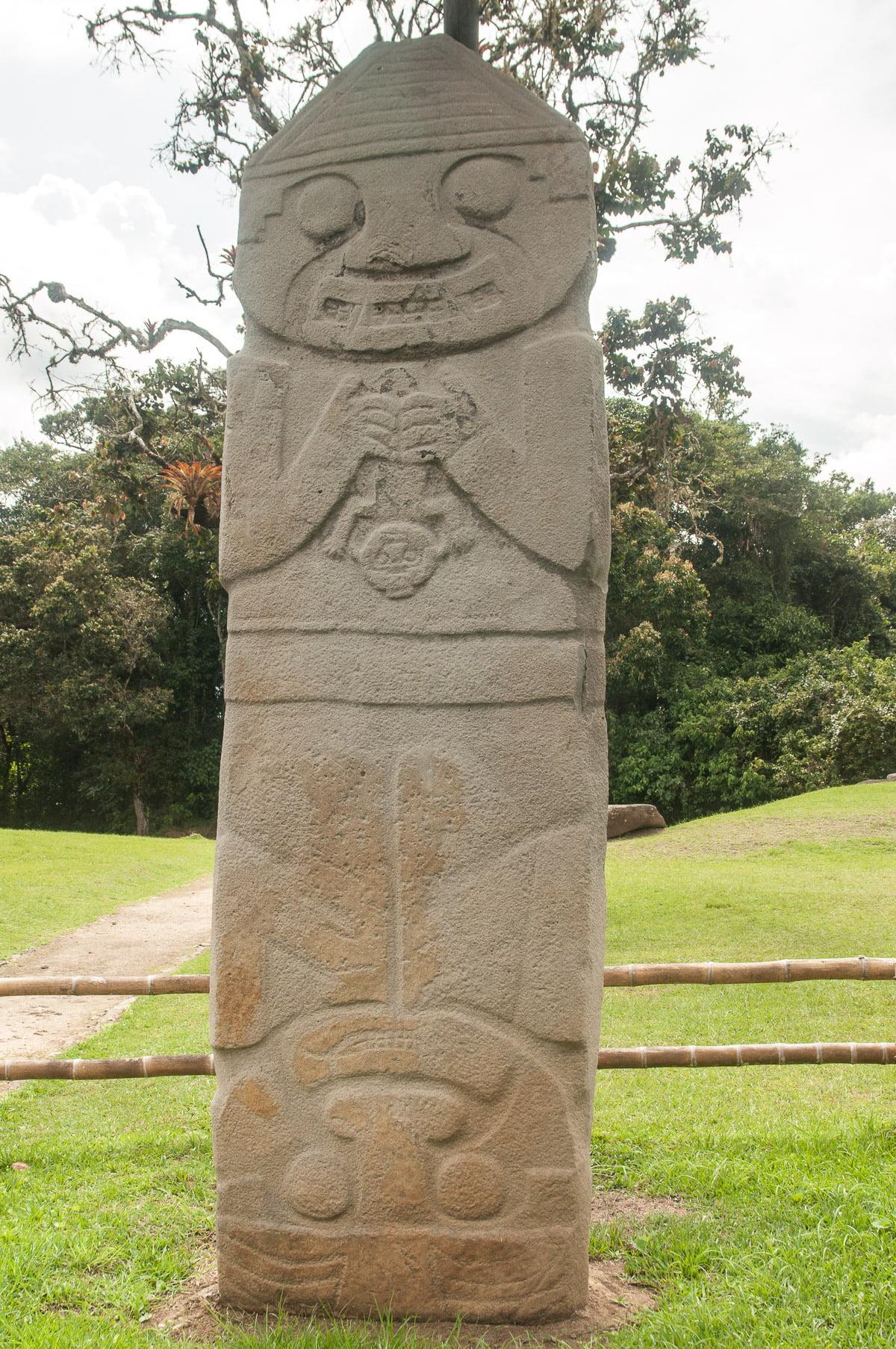 san agustin double sculpture femme