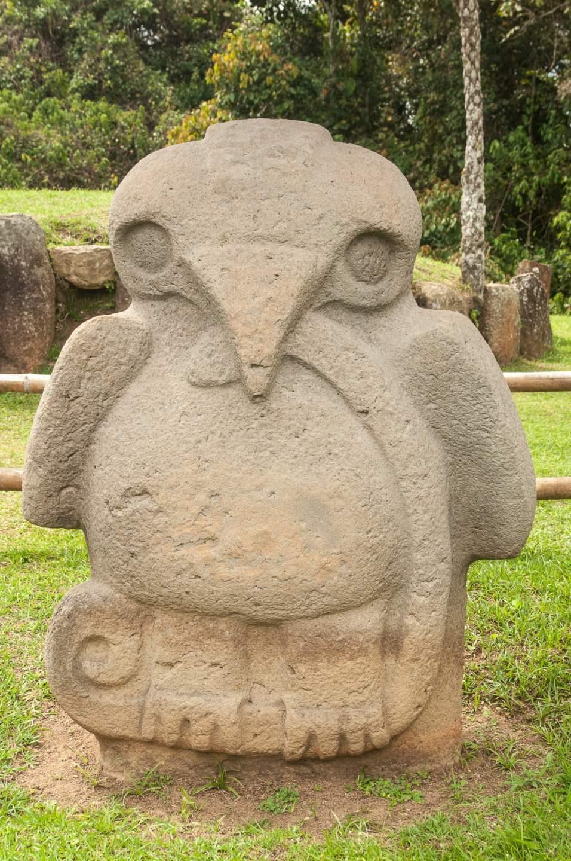 san agustin pierre oiseau