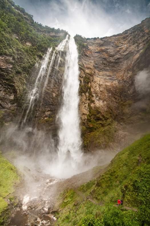 hauteur cascades