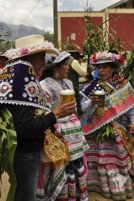 cabanaconde candelaria fiesta fête défilé