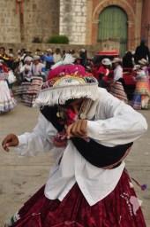 cabanaconde candelaria fiesta fête danse