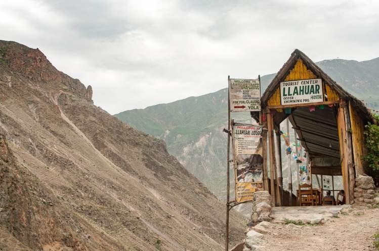 thermes llahuar canyon de colca