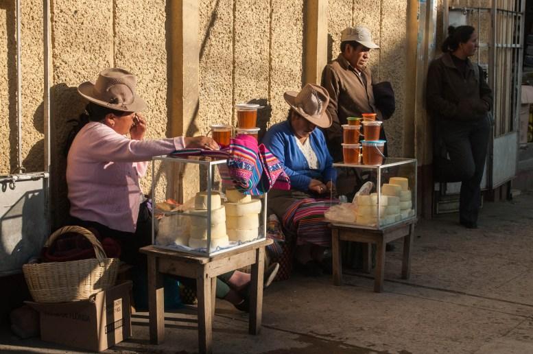 marché huaraz