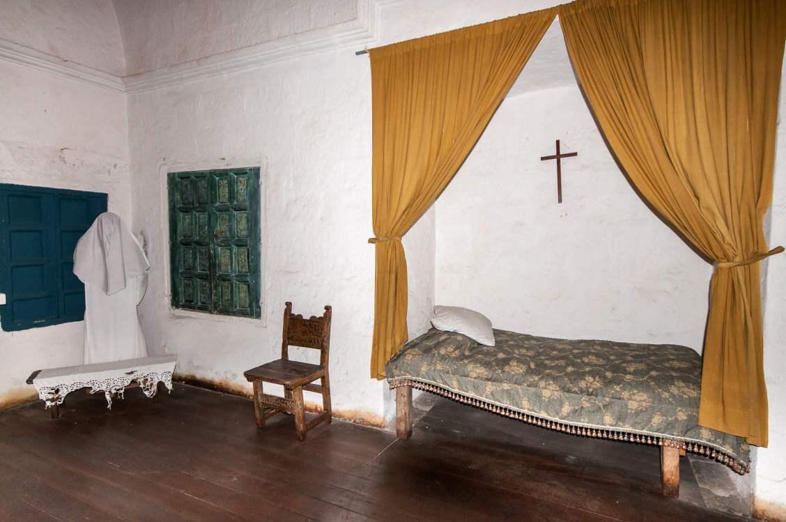 cellule nonne monastère