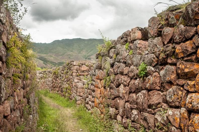 ruines de pisaq