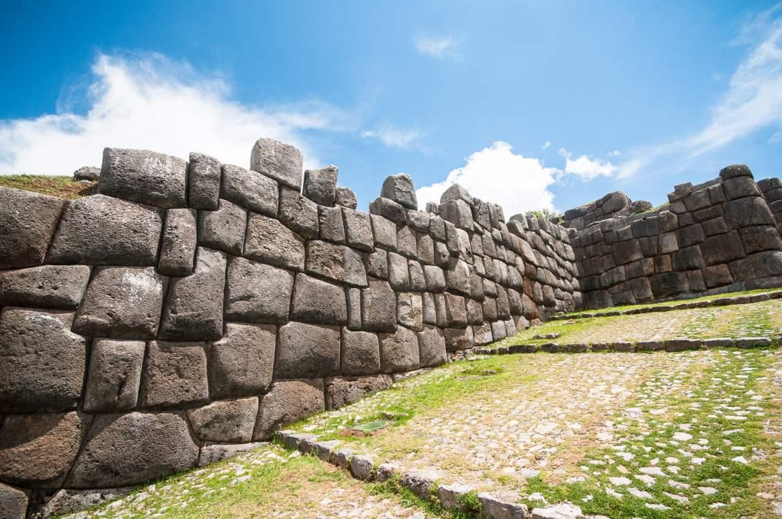 sacsayhuaman, murs, incas