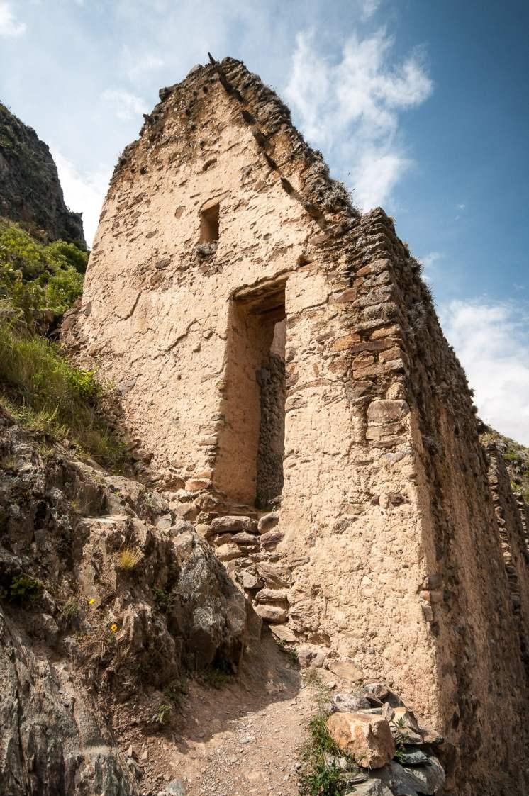 Ruines d'Ollantaytambo