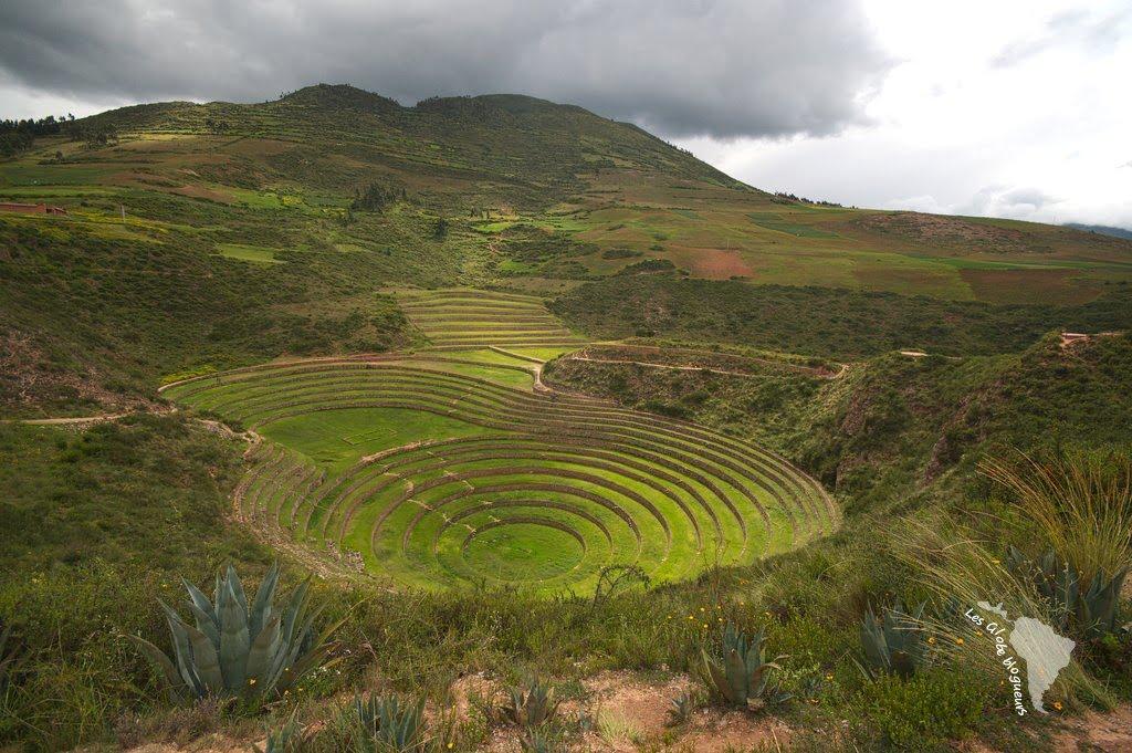 terrasses de Moray