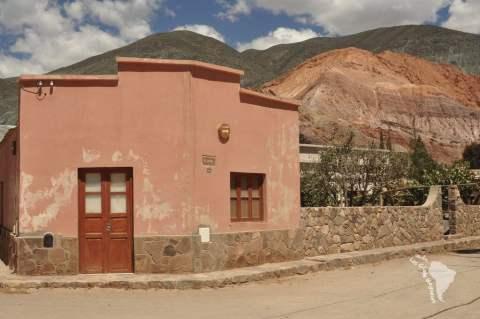 Purmamarca maison argentine