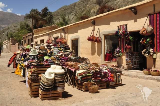 Purmamarca marché