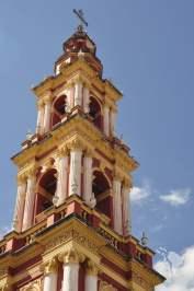 salta clocher argentine