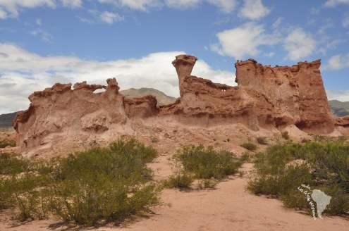 erosion géologique cafayate