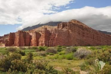 Montagne nor ouest argenti,