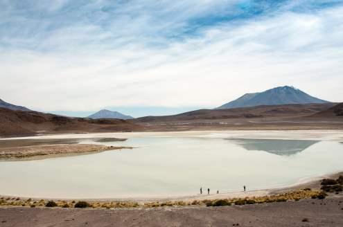 lagune panorama bolivie