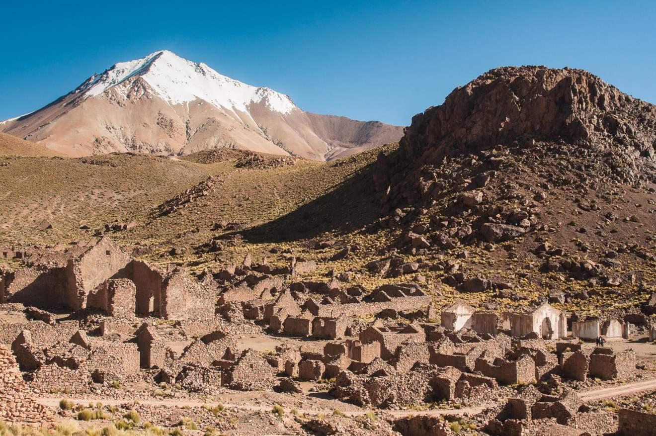 village abandonnée