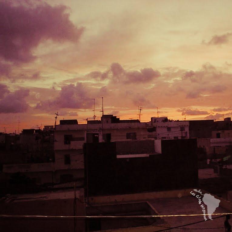 Sur les toits de Dakar