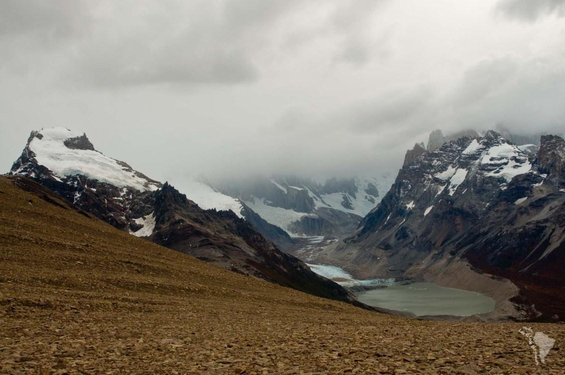 brume fritz roy tombado montagnes