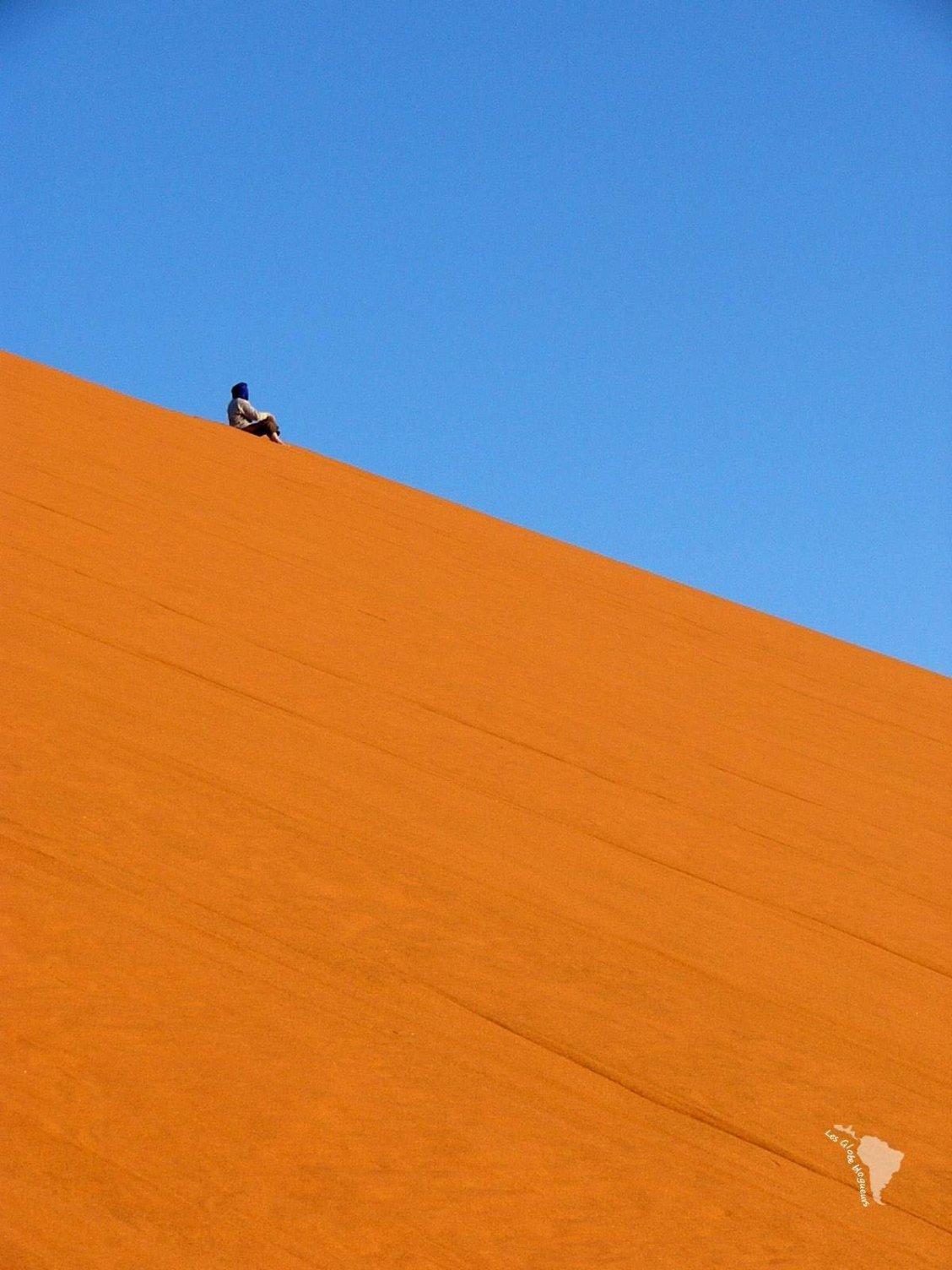 lever du soleil maroc désert