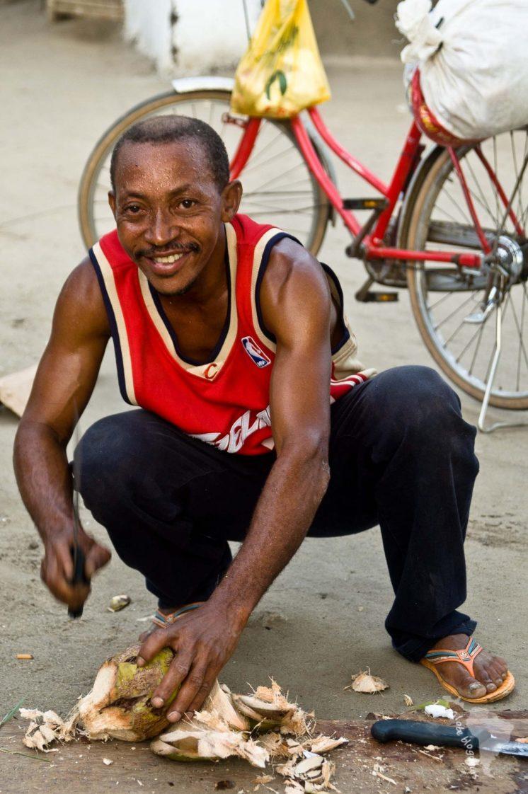 coco pêcheur tanzanie