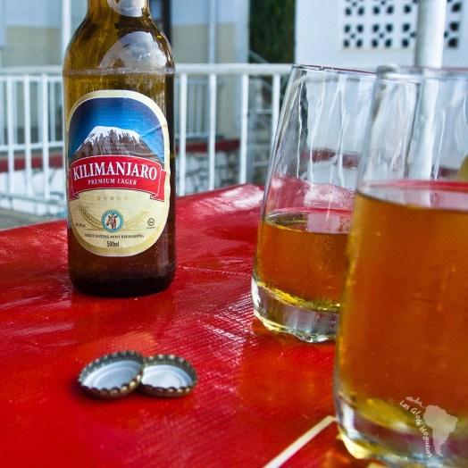 Bière tanzanienne
