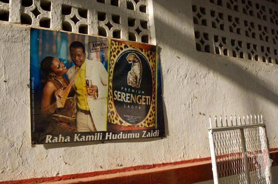 Pub bière tanzanienne