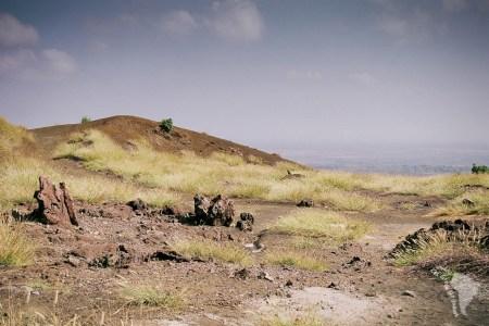 Les alentours du volcan Masaya