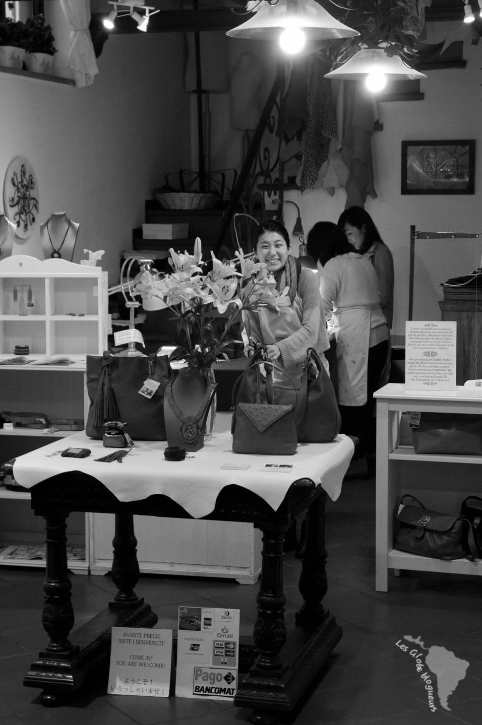 Boutique artisanale