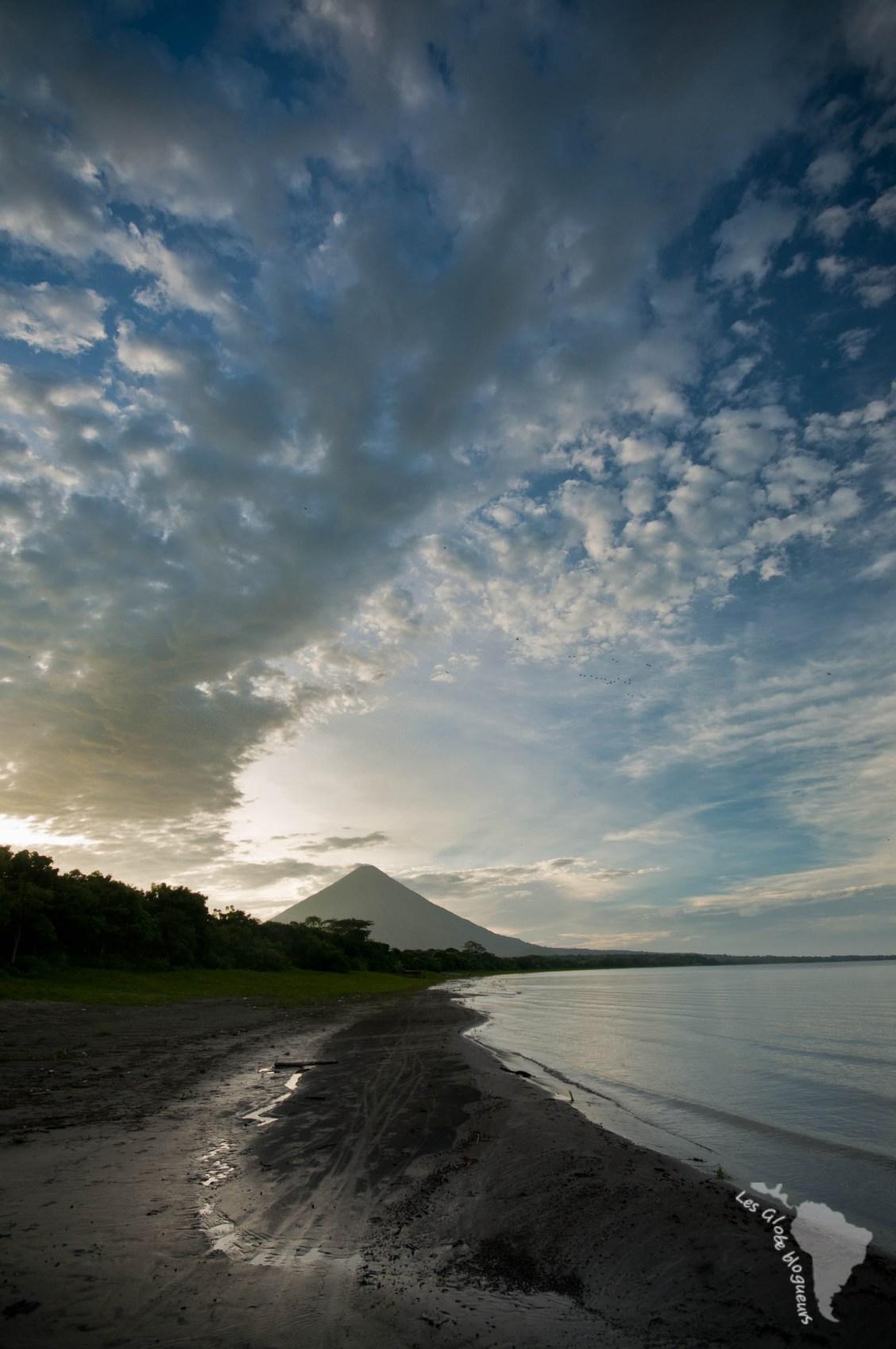 Paysages du Nicaragua, Santo Domingo