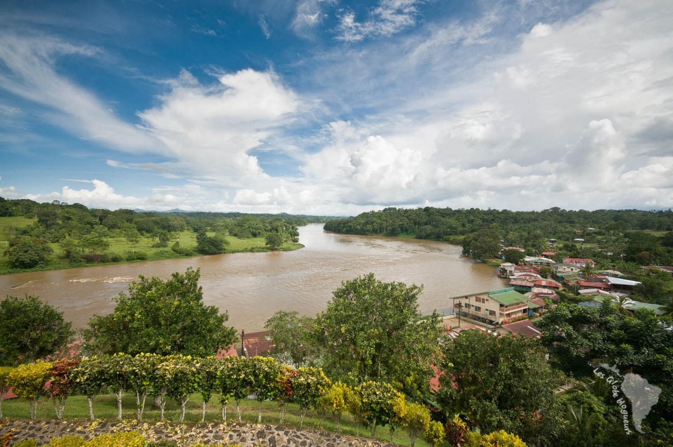 Paysages du Nicaragua, Rio san juan