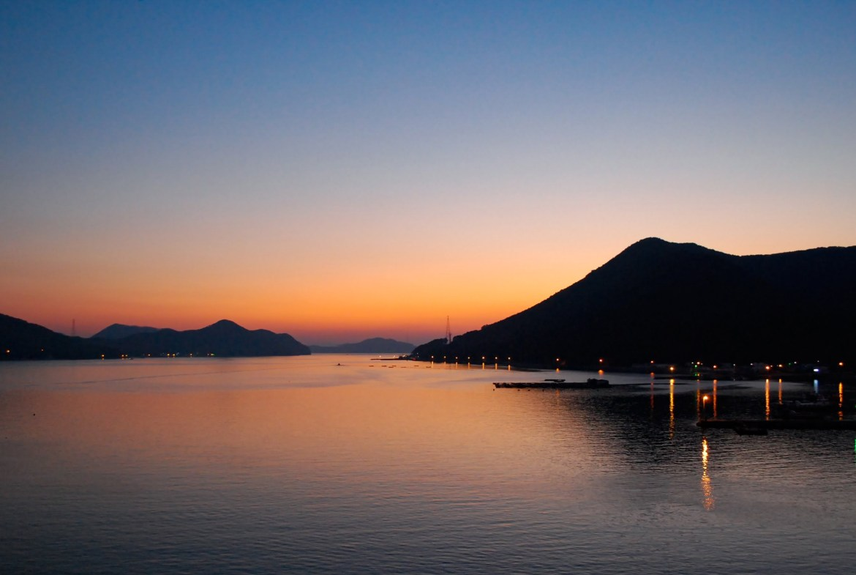 Île Hansando - Parc national Hallyeo Haesang Île Hansando / Parc national Hallyeo Haesange en Corée du sud