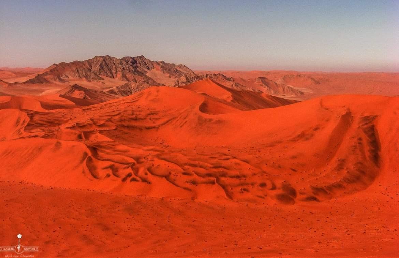 Les plus beaux paysages d'Afrique - Désert du Namib en Namibie