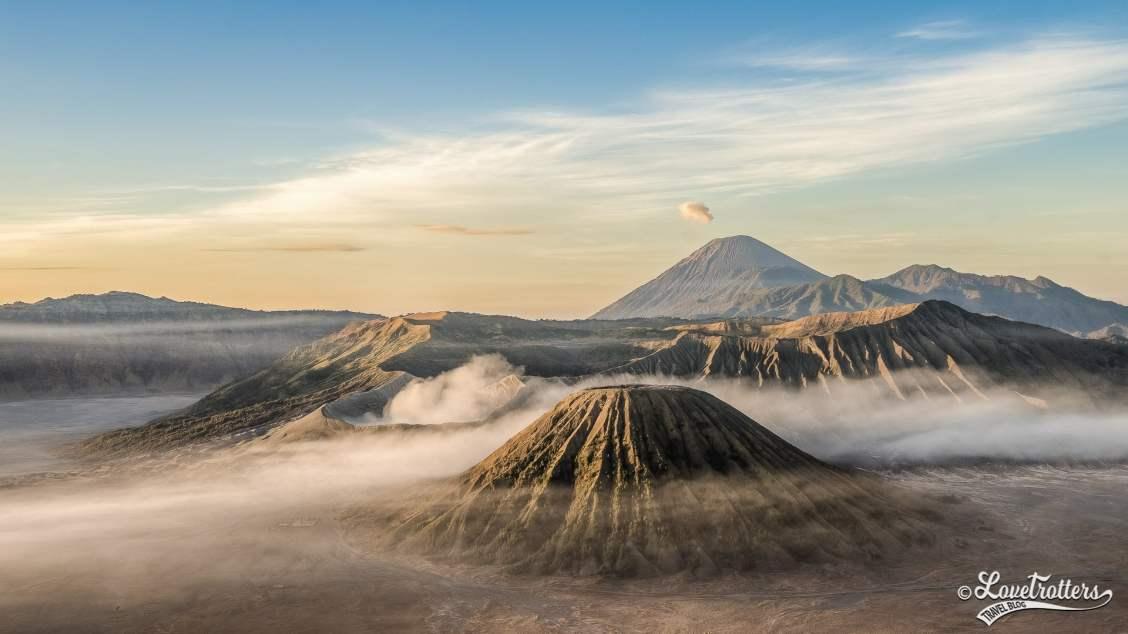 Parc Bromo-Tengger-Semeru en Indonésie