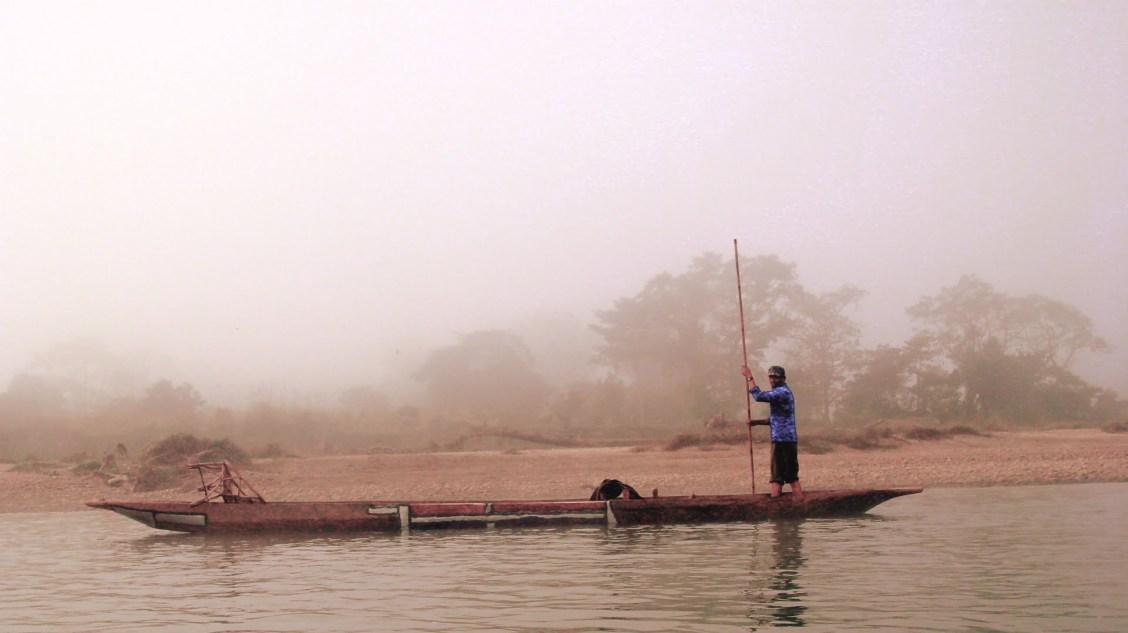 Le parc national de Chitwan au Népal