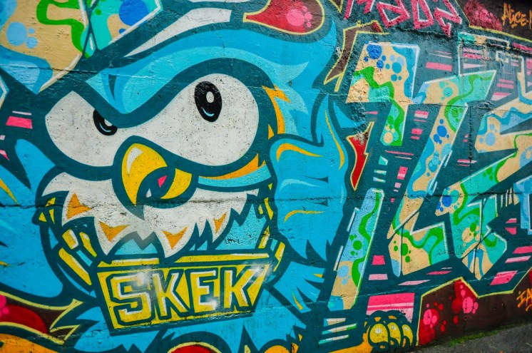 street-art-hibou